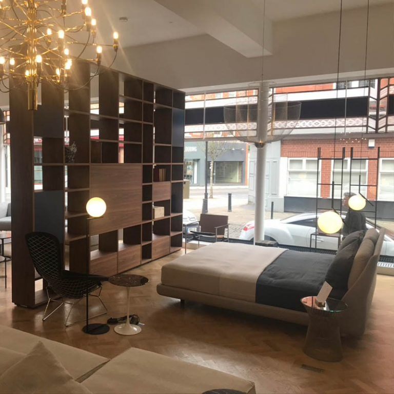 Ferrious showroom altrincham